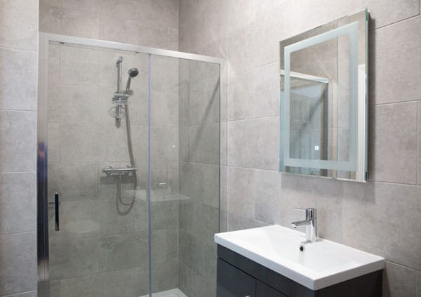 Guest rooms - Cush Guesthouse Bathroom Ensuite Ballycotton Co. Cork
