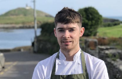 Daniel Guerin, Head Chef Cush Ballycotton
