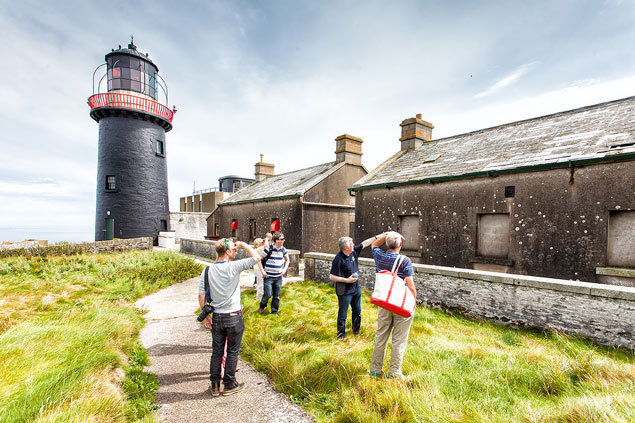 Ballycotton lighthouse Tours